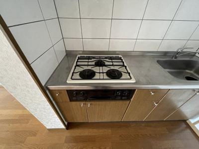 【キッチン】シティパレス