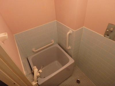 【浴室】リビオン萩崎