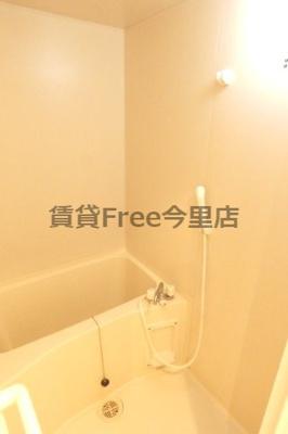 【浴室】U-ro勝山 仲介手数料無料