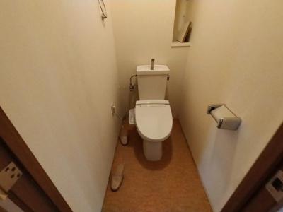 【トイレ】レヴェパルテール