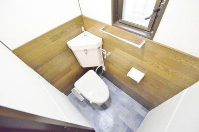 【トイレ】法善寺4丁目テラス