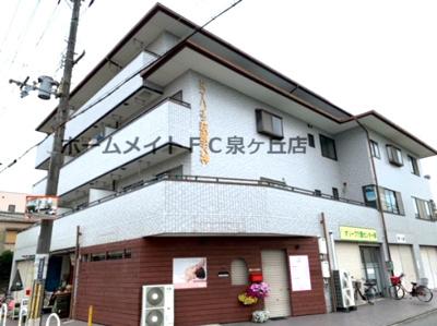 【外観】サワーハイツ萩原天神
