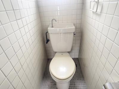 【トイレ】ハイツコスモス