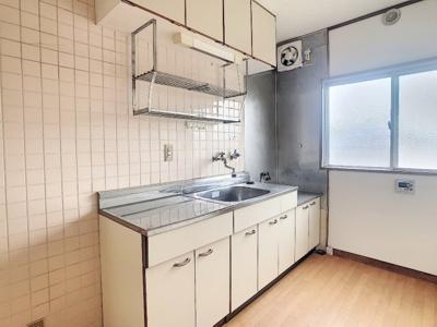 【キッチン】ハイツコスモス