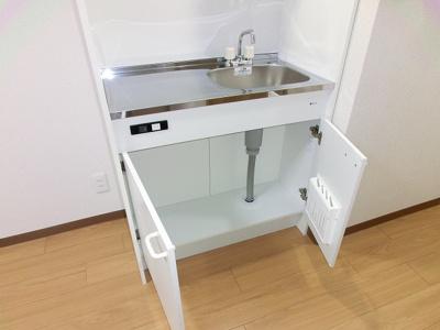 【キッチン】アルベルゴ上野