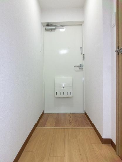 【玄関】アルベルゴ上野