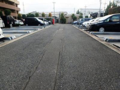 【駐車場】ウィズ戸田公園壱番館