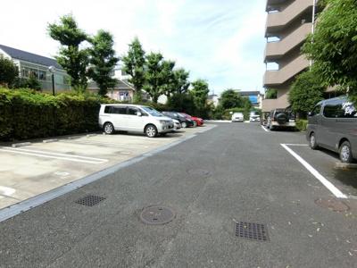 【駐車場】堀切菖蒲園パークホームズ