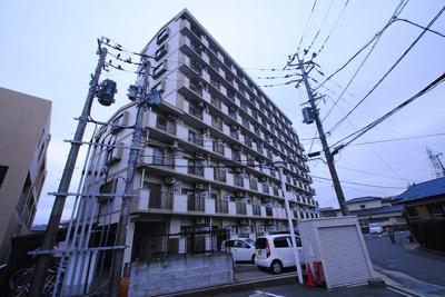 【外観】豊国スカイマンション国分