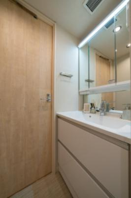 【洗面所】井の頭パークサイドマンション