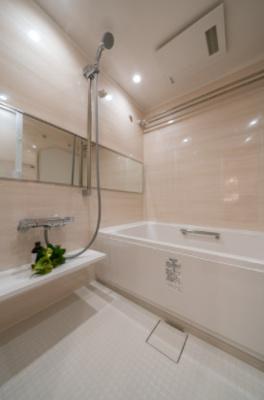 【浴室】井の頭パークサイドマンション