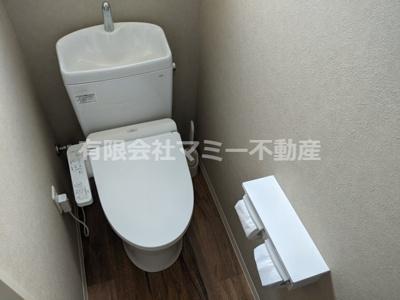【トイレ】芝田1丁目事務所O