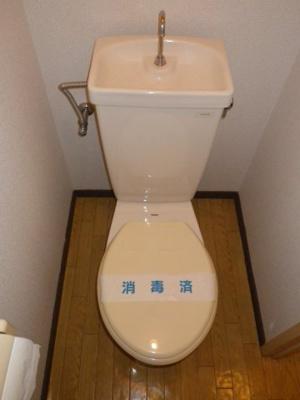 【トイレ】土屋ハイツ