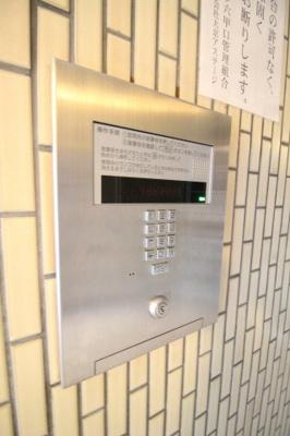【セキュリティ】ライオンズマンション六甲口