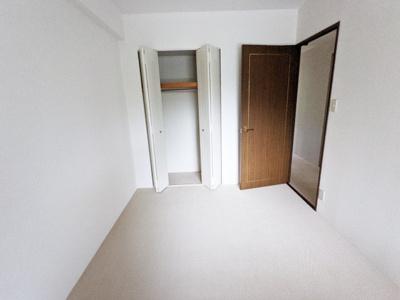 5.3帖洋室 収納