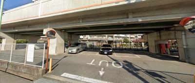 【外観】曽根東町高架下駐車場