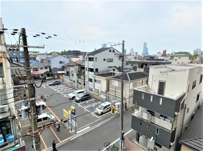 【展望】朝日プラザプロシード桃谷東