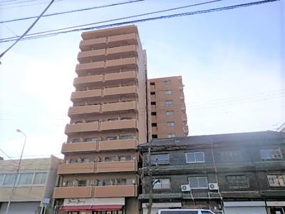 【外観】朝日プラザプロシード桃谷東