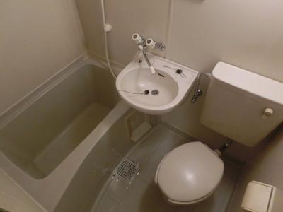 【浴室】朝日プラザ久留米ステーションスクエア