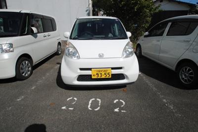 【駐車場】エントピア津福