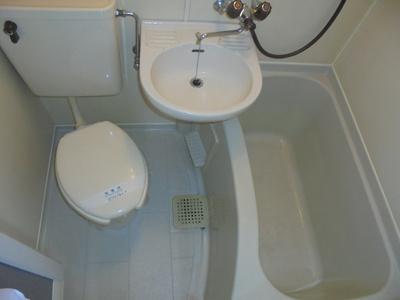 【トイレ】カーサアイ 新富町