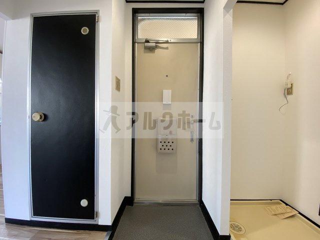 【玄関】プレジール21