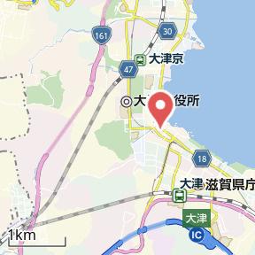 【地図】グランコートビワコ