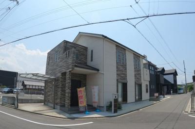 【外観】岸和田市上野町西 戸建