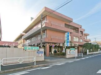 竹丘病院(約2,840m)