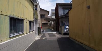 【前面道路含む現地写真】香川県高松市木太町戸建AA