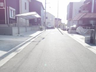 南前面道路