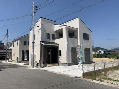 【外観:施工例】西脇市小坂町2号地
