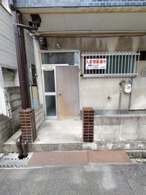 【エントランス】堀文化住宅
