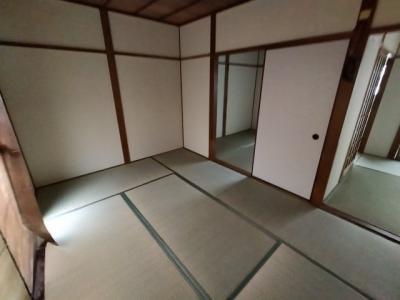 【居間・リビング】堀文化住宅