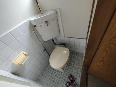 【トイレ】堀文化住宅