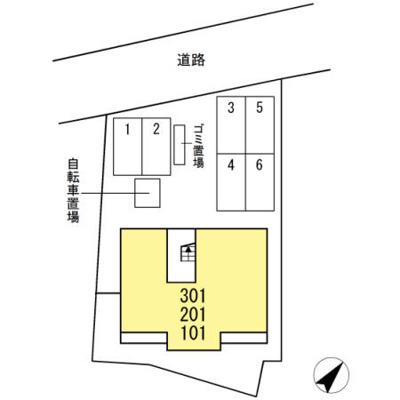 【その他共用部分】D-room南福岡(ディール-ムミナミフクオカ)