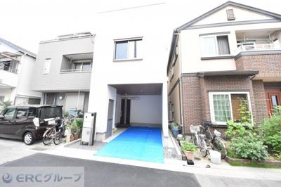 閑静な住宅地で近隣にはニトリ、ヤマダ電機もあり便利な場所です。