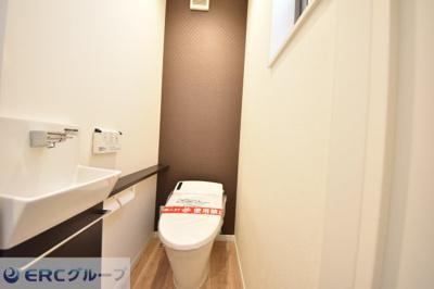 【トイレ】兵庫区吉田町2丁目新築戸建
