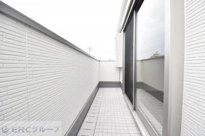 【バルコニー】兵庫区吉田町2丁目新築戸建