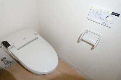 【トイレ】ユーシン中野北棟