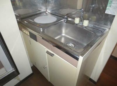 【キッチン】エルボックスハウスフタバ(L.BOX HouseFutaba)