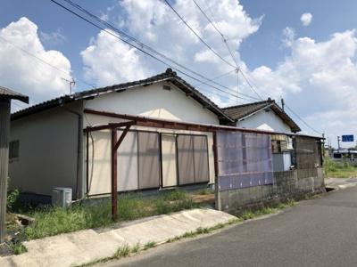 【外観】うきは市吉井町(借家4戸)