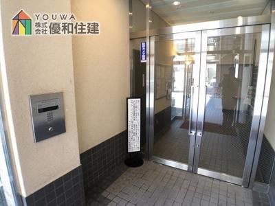 【玄関】マイアール松の内邸