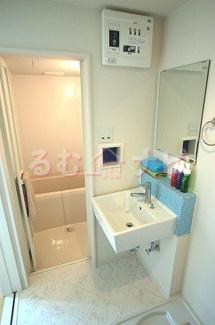 【浴室】ベルタ美野島