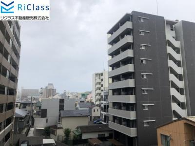 【展望】コスモ神戸上沢駅前