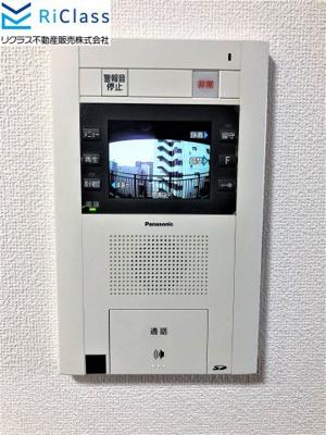 【セキュリティ】コスモ神戸上沢駅前