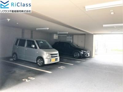 【駐車場】コスモ神戸上沢駅前