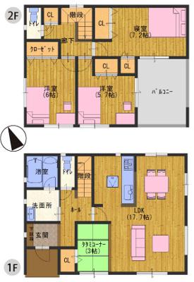 明石市大久保町西島第5 新築一戸建て 2021/6/26現地撮影