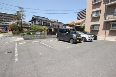 【駐車場】ネオスA館