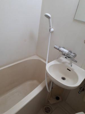 【浴室】シティパレス平和台